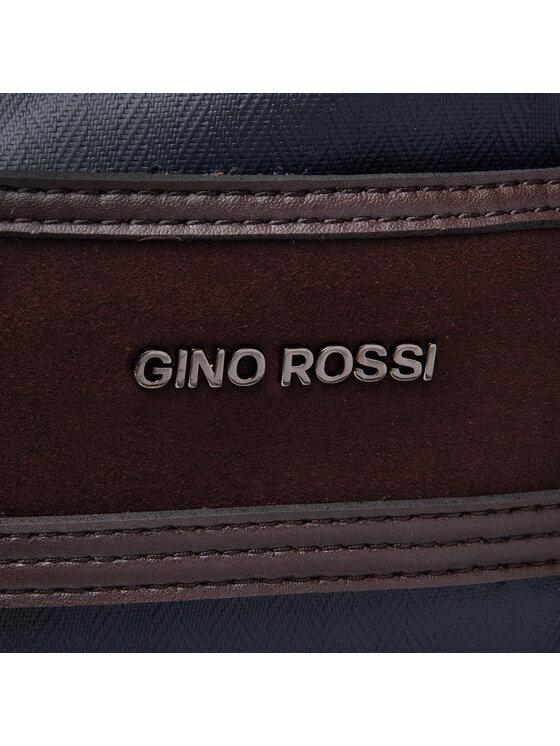 Gino Rossi Gino Rossi Torba na laptopa BGM-S-003-90-06 Granatowy