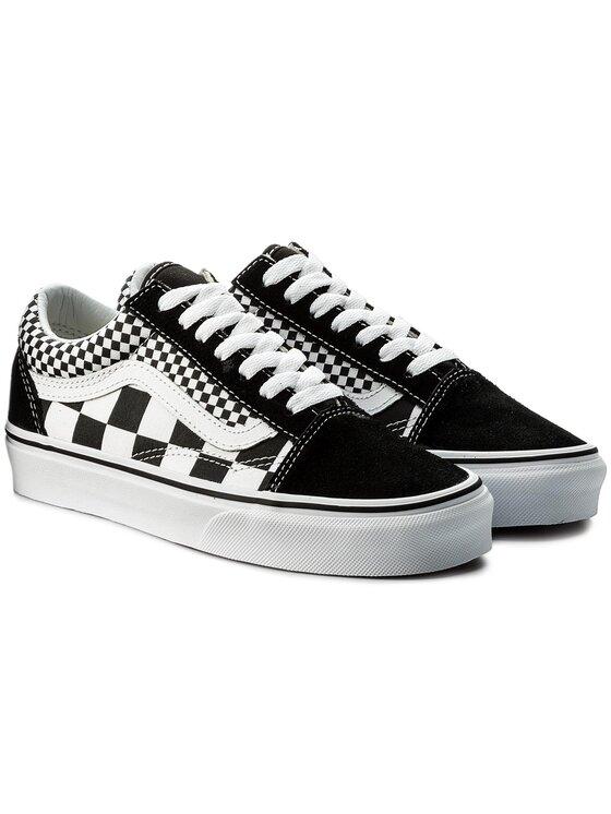 Vans Vans Sneakers aus Stoff Old Skool VN0A38G1Q9B Schwarz