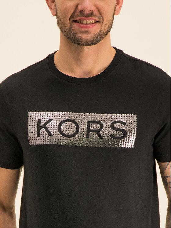 MICHAEL Michael Kors MICHAEL Michael Kors T-Shirt CF95HX8FV4 Μαύρο Regular Fit