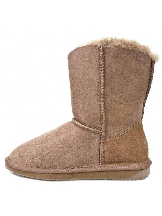 EMU Australia EMU Australia Pantofi Valery Lo W10541 Bej
