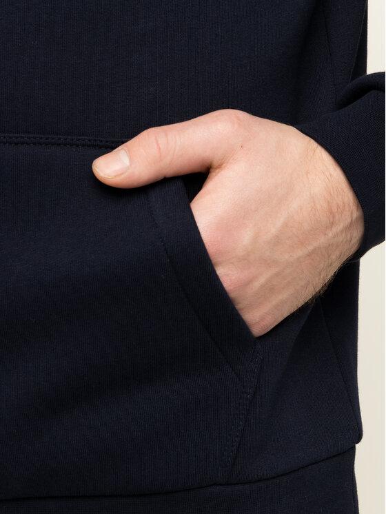 Tommy Hilfiger Tommy Hilfiger Bluza Basic Hoody MW0MW12672 Granatowy Regular Fit