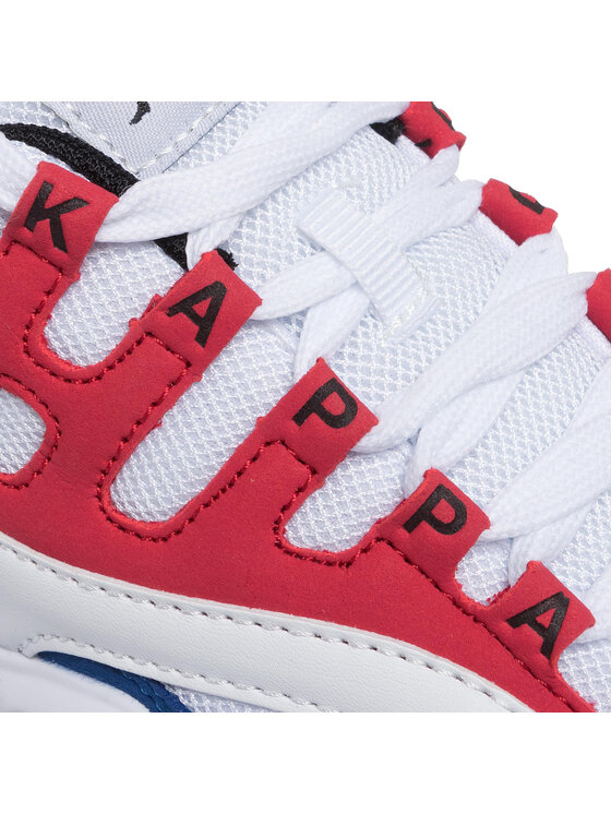Kappa Kappa Сникърси Overton 242672 Бял