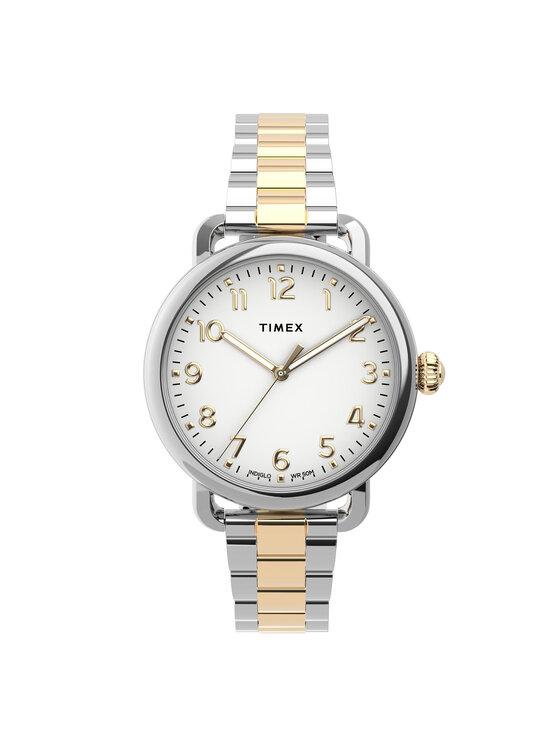 Timex Laikrodis Standard TW2U13800 Auksinė