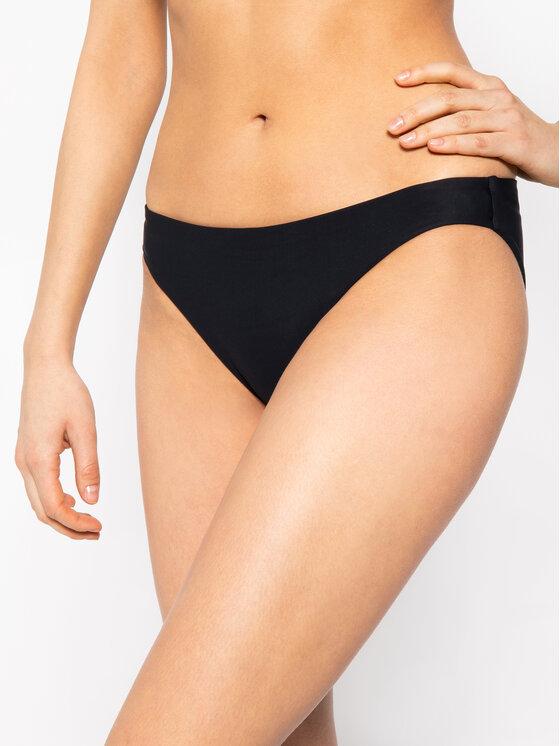 Calvin Klein Swimwear Bikinio apačia KW0KW00952 Juoda