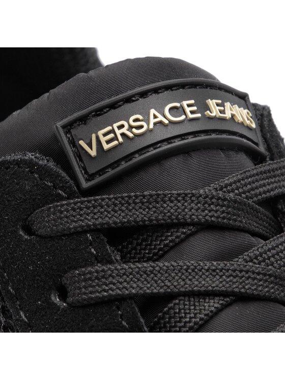 Versace Jeans Versace Jeans Sportcipő E0VTBSA1 Fekete