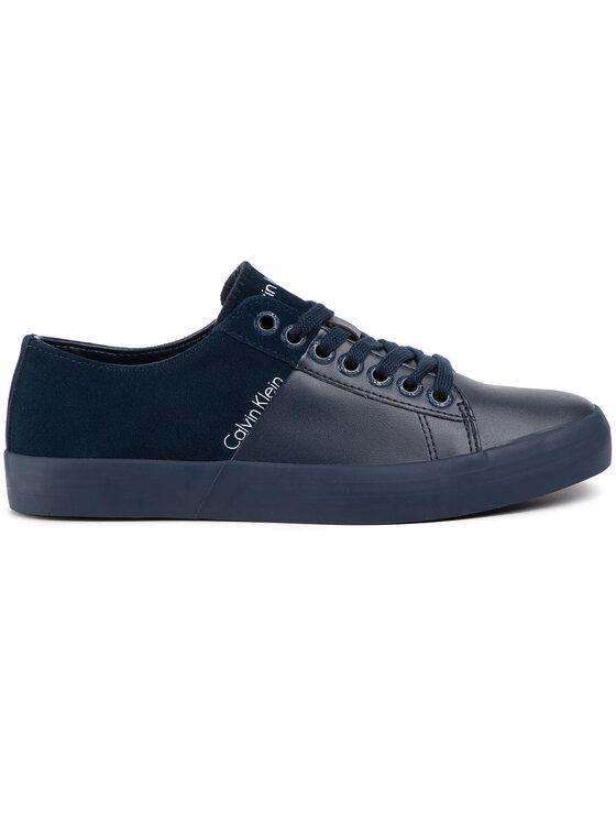Calvin Klein Jeans Calvin Klein Jeans Sneakersy Byron SE8461 Tmavomodrá
