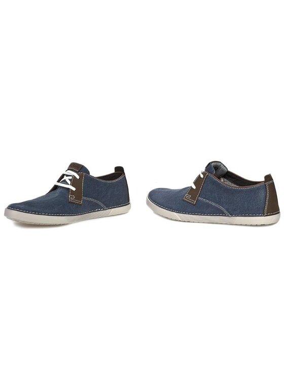 Clarks Clarks Chaussures basses Neelix Vibe 203587027 Bleu