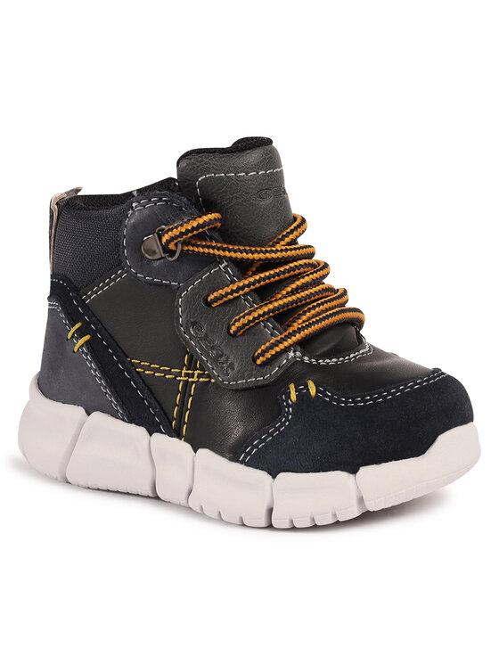 Geox Auliniai batai B Flexyper B. A B042TA 022BC C0045 M Tamsiai mėlyna