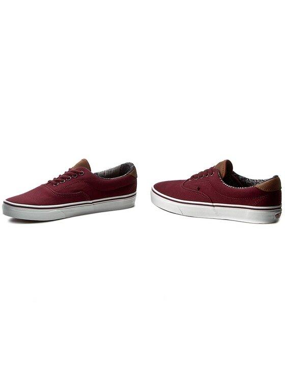 Vans Vans Sneakers aus Stoff Era 59 VN0A38FSMMO Dunkelrot