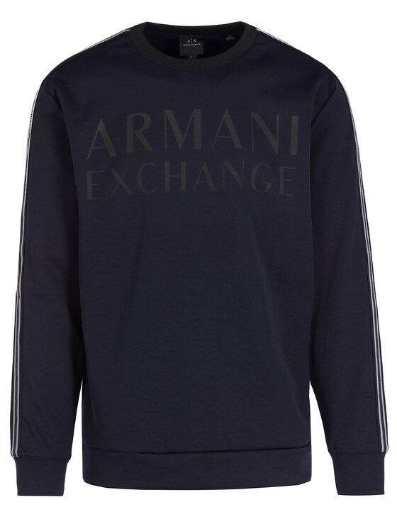 Armani Exchange Armani Exchange Džemperis 6GZM97 ZJ4DZ 1510 Tamsiai mėlyna Regular Fit