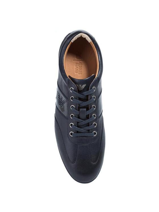 Armani Jeans Armani Jeans Pantofi V6534 83 L5 Albastru