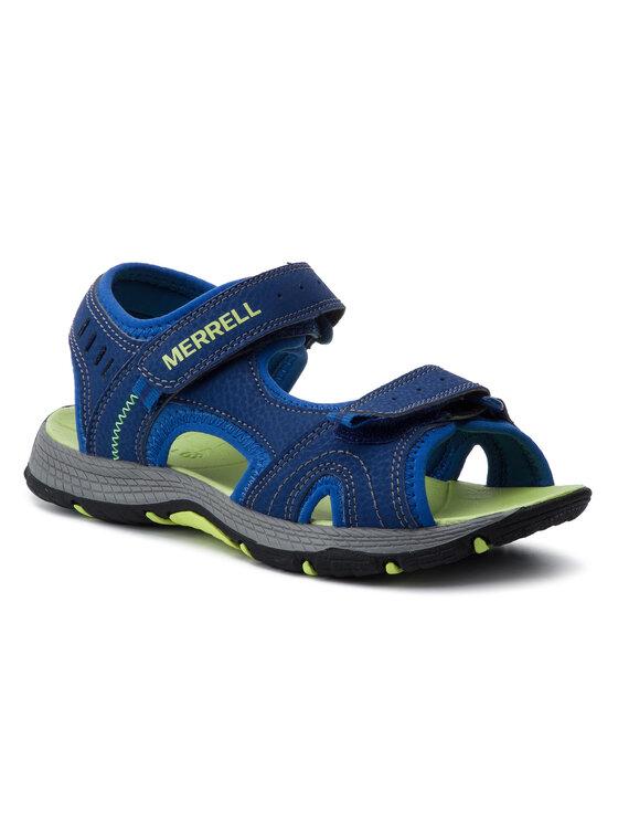 Merrell Basutės Panther Sandal MK261236 Mėlyna