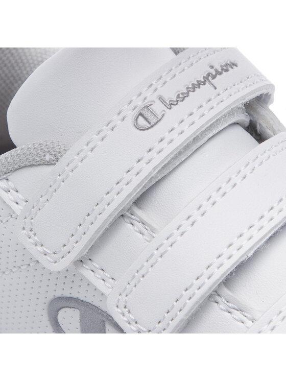 Champion Champion Sneakersy Low Cut Shoe 1980 Pu B PS S31508-S19-WW001 Biały