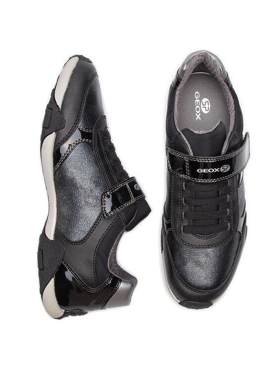 Geox Geox Laisvalaikio batai J Tale B J8421B 00254 C9999 D Juoda