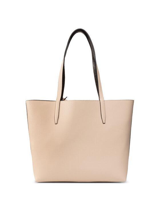 Calvin Klein Calvin Klein Torebka Ck Mono Shopper Rev Md K60K606565 Beżowy