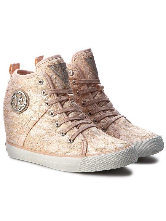 Guess Guess Sneakers Jillie FLJIL1 LAC12 Rosa