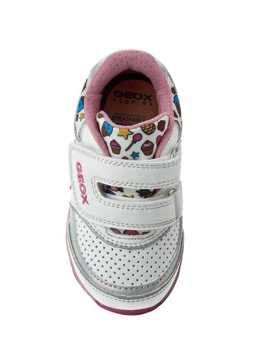 Geox Geox Обувки B Todo G.D B6285D 0BCAW C0653 Бял