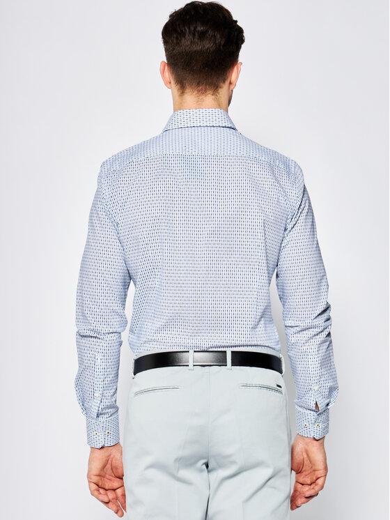 JOOP! Joop! Košile 17 JSH-04Panko 30019758 Barevná Slim Fit