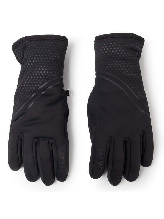 Ziener Slidinėjimo pirštinės Kanta Gtx Inf Lady Glove GORE-TEX 801156 Juoda