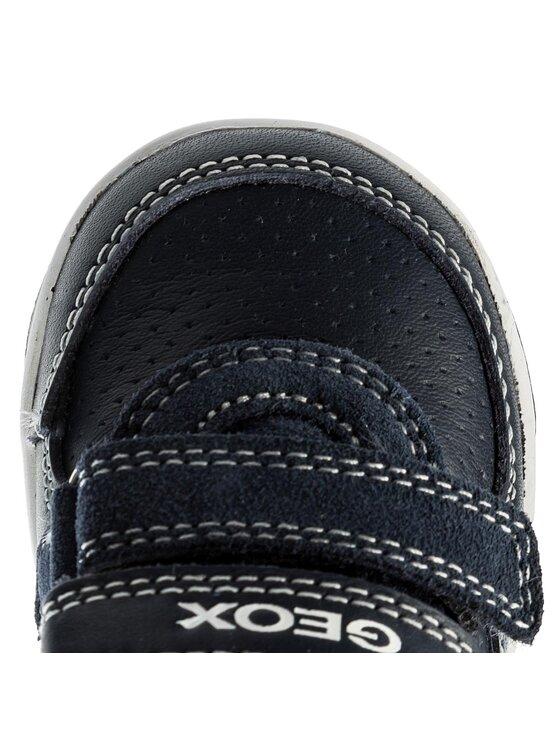 Geox Geox Polobotky B N.Flick B. B B821LB 08522 C4002 M Tmavomodrá
