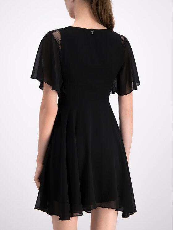 Guess Guess Лятна рокля W93K80 W8SL0 Черен Regular Fit