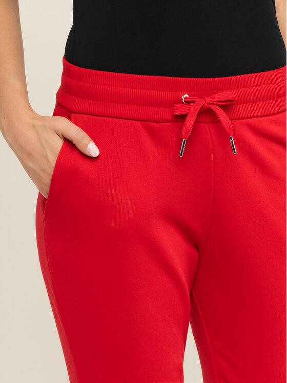 Armani Exchange Armani Exchange Spodnie dresowe 6GYP76 YJE5Z 1469 Czerwony Regular Fit