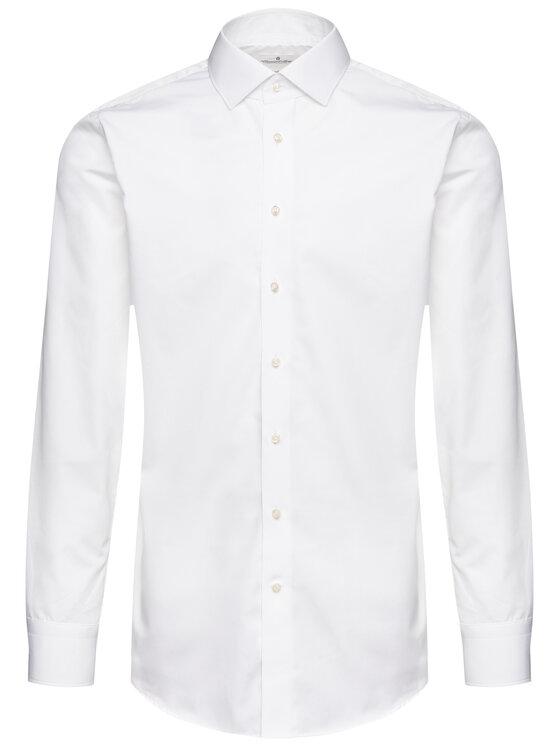 Emanuel Berg Emanuel Berg Chemise MCR37 Blanc Modern Fit