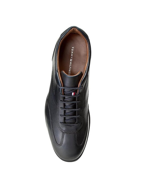 Tommy Hilfiger Tommy Hilfiger Sneakersy Oliver 15A FM56821077 Granatowy