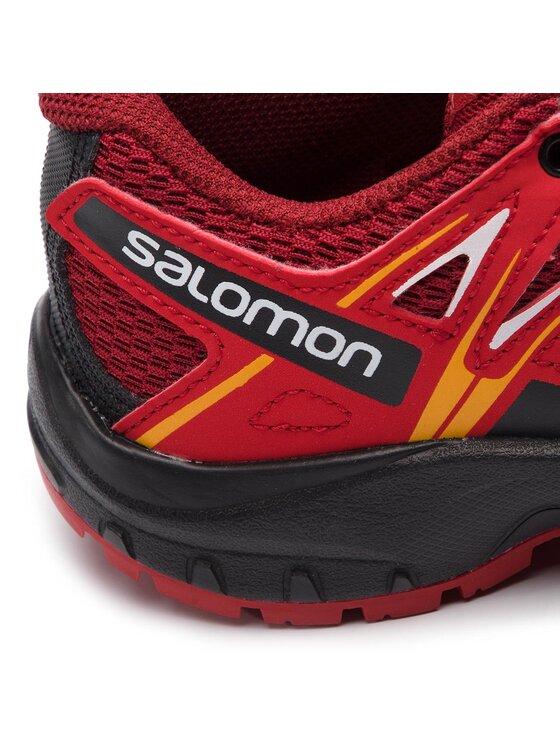 Salomon Salomon Schuhe Xa Pro 3D J 406447 09 W0 Dunkelrot