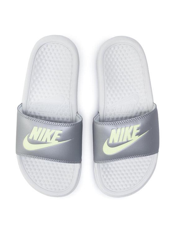 Nike Nike Klapki Benassi Jdi 343881 012 Szary