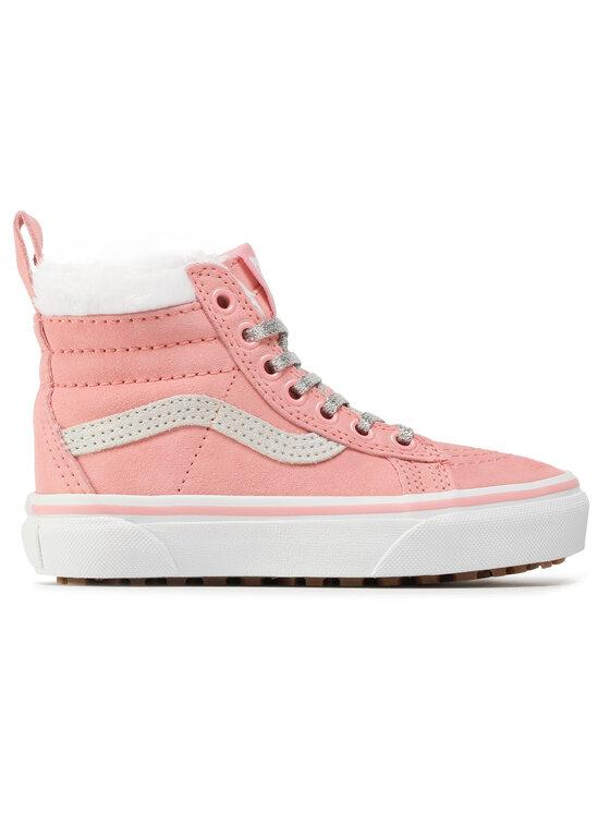 Vans Vans Sneakersy Sk8-Hi Me VN0A2XSN2KE1 Różowy