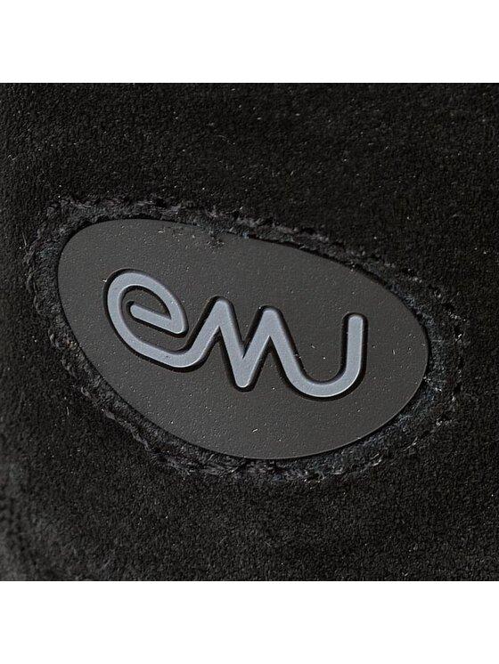 EMU Australia EMU Australia Scarpe Wallaby Hi K10101 Nero