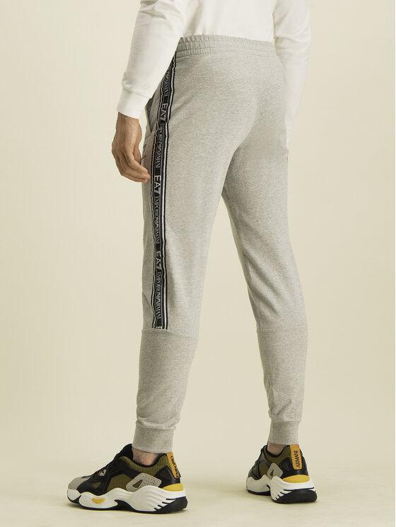 EA7 Emporio Armani EA7 Emporio Armani Pantalon jogging 3HPP61 PJ05Z 3904 Gris Regular Fit