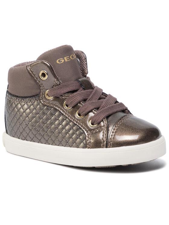 Geox Geox Sneakersy B Kilwi G. B B94D5B 0NFHI C6029 M Brązowy