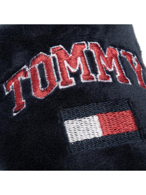 Tommy Hilfiger Tommy Hilfiger Пантофи Slipper Bule T3B1-30547-0810 M Тъмносин