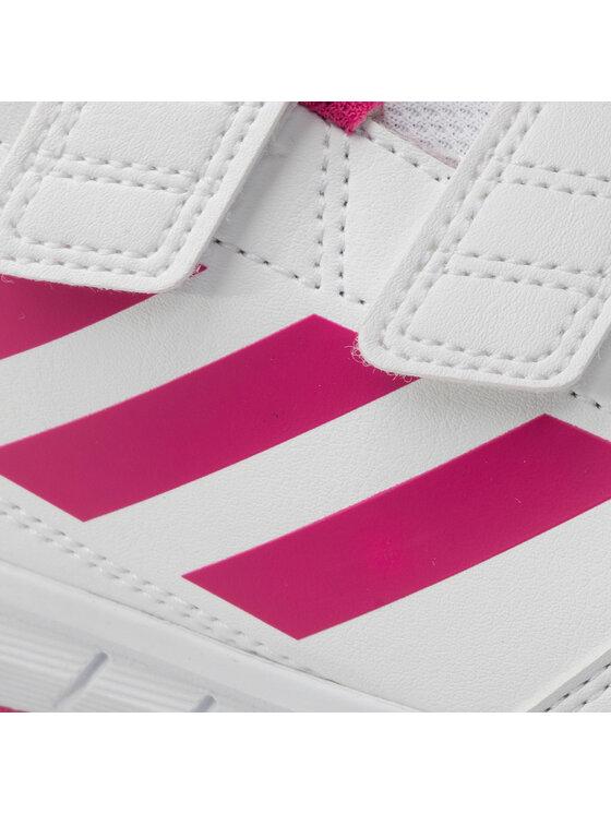 adidas adidas Boty AltaSport CF K D96828 Bílá