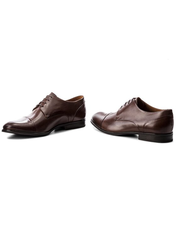 Gino Rossi Gino Rossi Обувки Chuck MPV526-N83-ZR00-3700-0 Кафяв