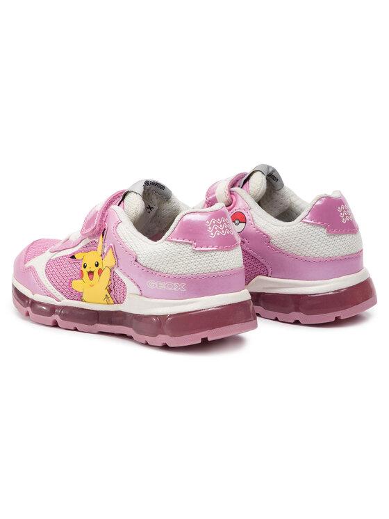 Geox Geox Sneakers J Android G. B J9245B 0GNAJ C0550 S Rosa