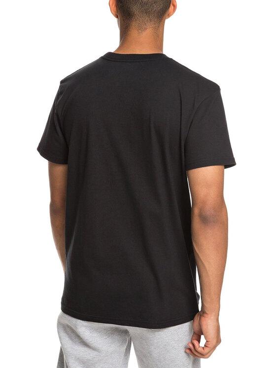 DC DC Тишърт EDYZT03901 Черен Regular Fit