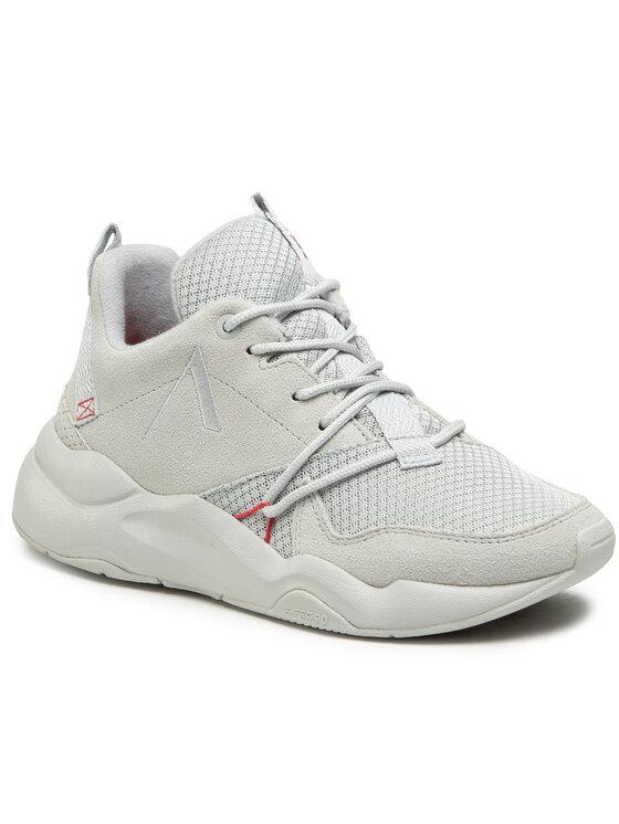 ARKK Copenhagen Laisvalaikio batai Asymtrix Suede F-PRO90 SL3004-0022-W Pilka