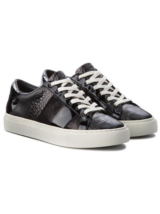 Tory Burch Tory Burch Sneakersy Ames Sneaker 49550 Čierna
