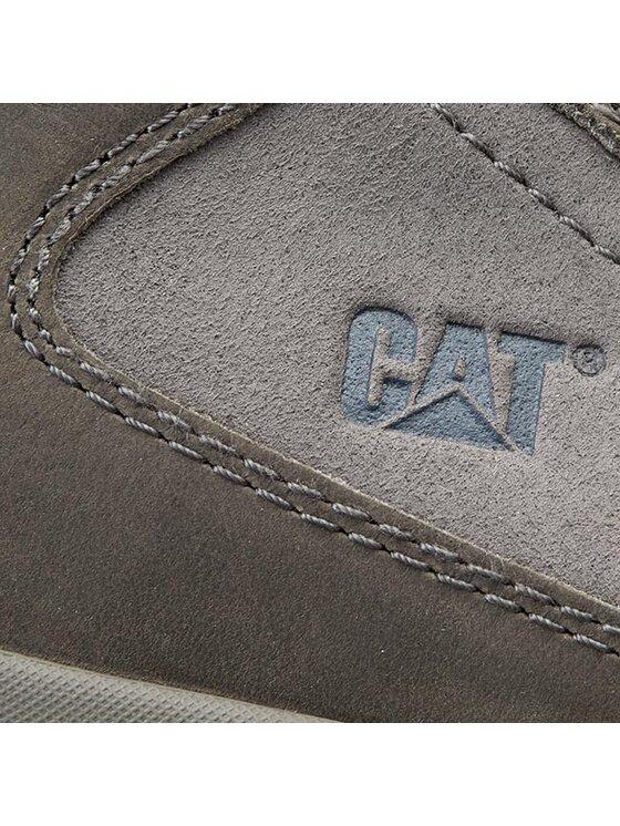 CATerpillar CATerpillar Schnürstiefeletten Assign Mid P719047 Grau
