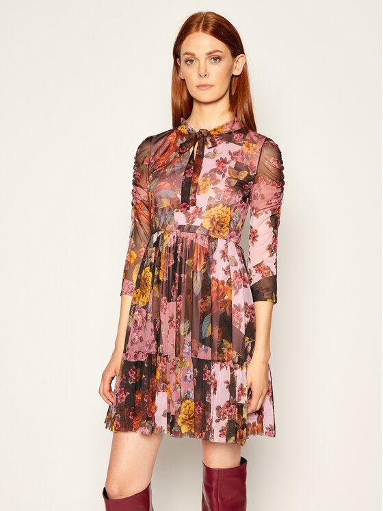 iBlues Kokteilinė suknelė Mozione 76260906 Rožinė Regular Fit