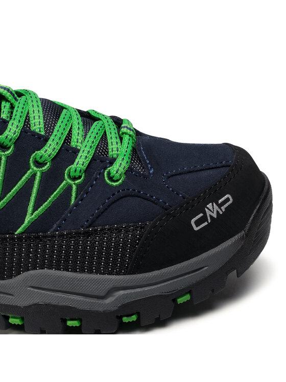 CMP CMP Trekkingi Kids Rigel Low Trekking Shoes Wp 3Q13244J Granatowy