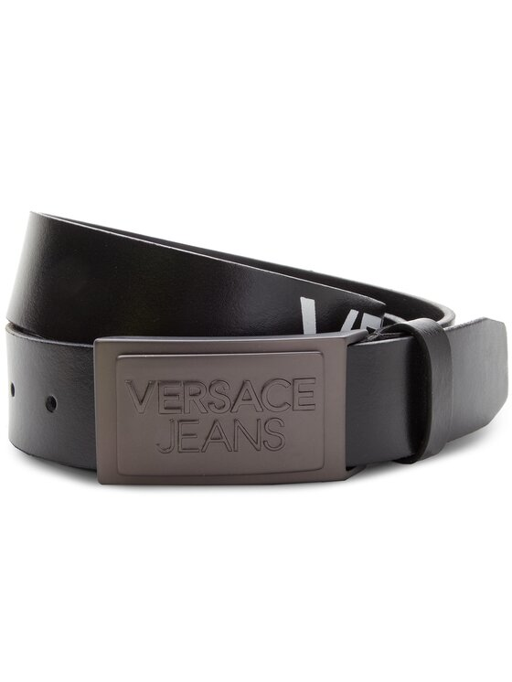 Versace Jeans Versace Jeans Pasek Męski D8YSBF16 105 Czarny
