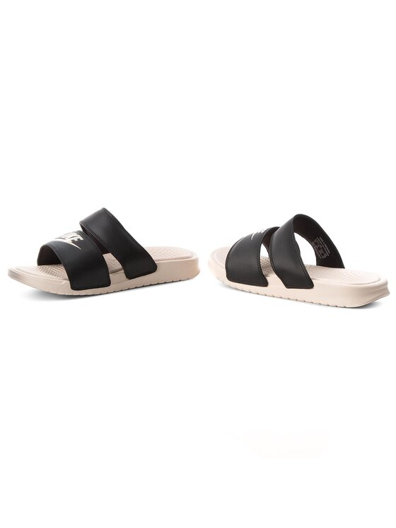 Nike Nike Pantoletten Benassi Duo Ultra Slide 819717 004 Schwarz