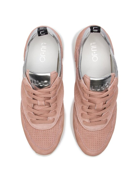 Liu Jo Liu Jo Laisvalaikio batai Karlie 14 B19009 PX025 Rožinė