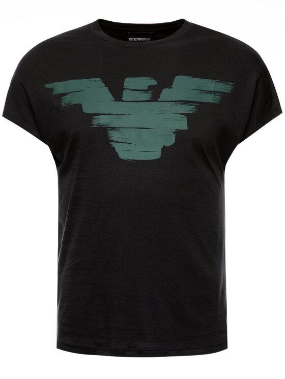 Emporio Armani Emporio Armani T-shirt 6G2T7S 2JSYZ 0927 Bleu marine Regular Fit