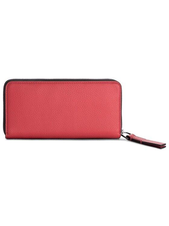 Calvin Klein Calvin Klein Nagy női pénztárca Edge Large Ziparound K60K603910 Piros