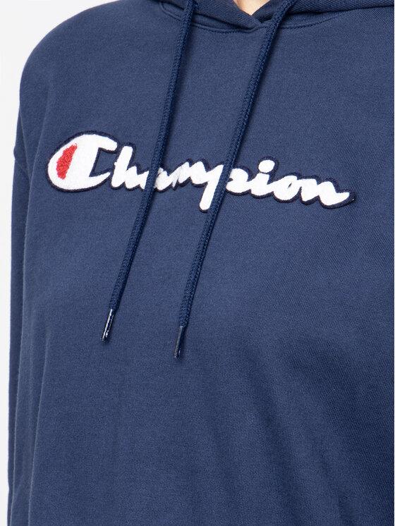 Champion Champion Spodnie dresowe Terry 111391 Szary Slim Fit